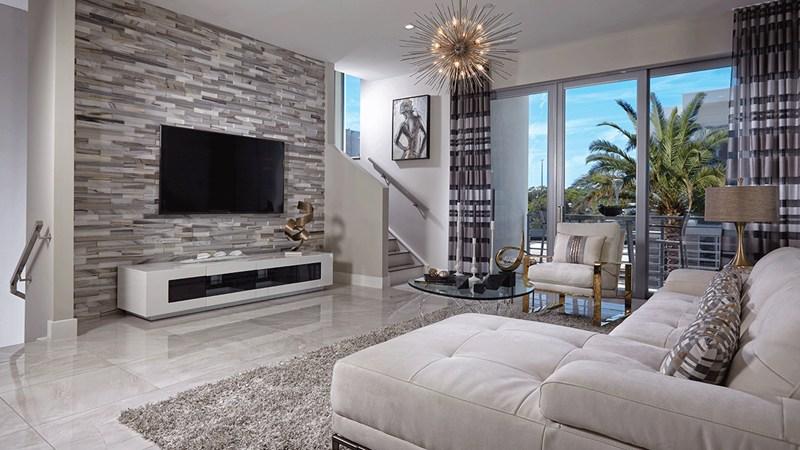 Moderne Boca Luxury Townhomes In Boca Raton