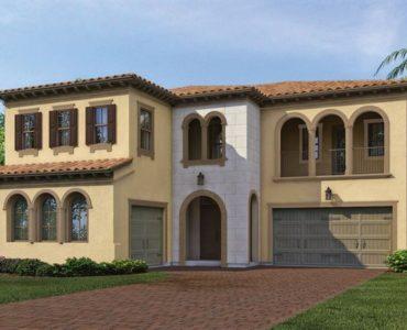 Watercrest Santori Parkland New Homes