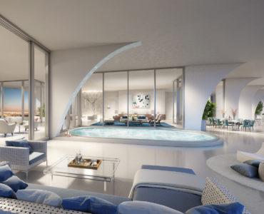 Jade Signature Upper Penthouse Pool_Terrace