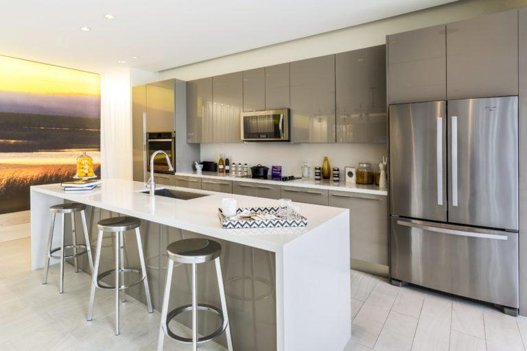 Kitchen – Minimal design