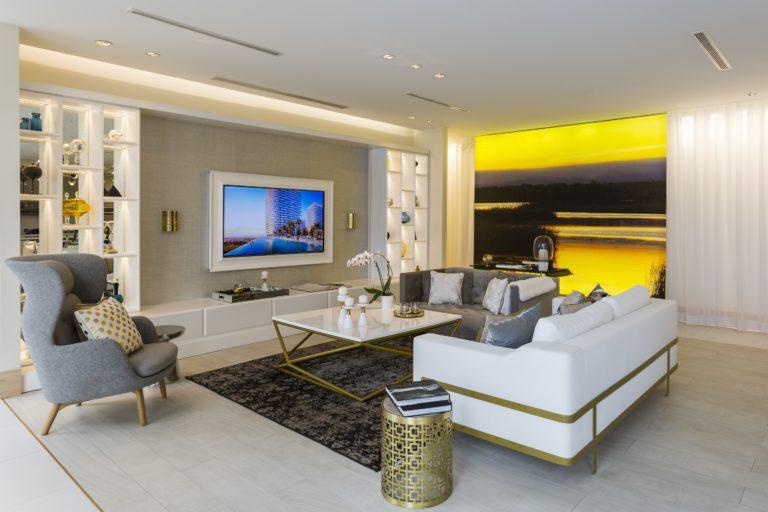 Living Room – Minimal Design