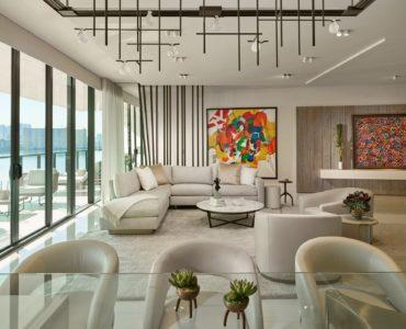 Model Residence Dining_Living