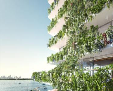 Monad Terrace – Climbing Garden v1