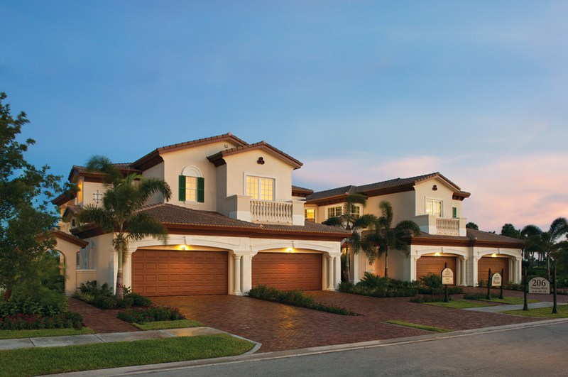 Jupiter Country Club Carriage Homes New Construction